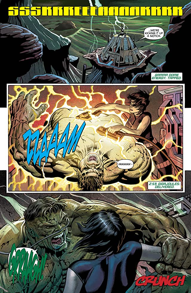 click for super-sized previews of Incredible Hulks (1999-2008) #623