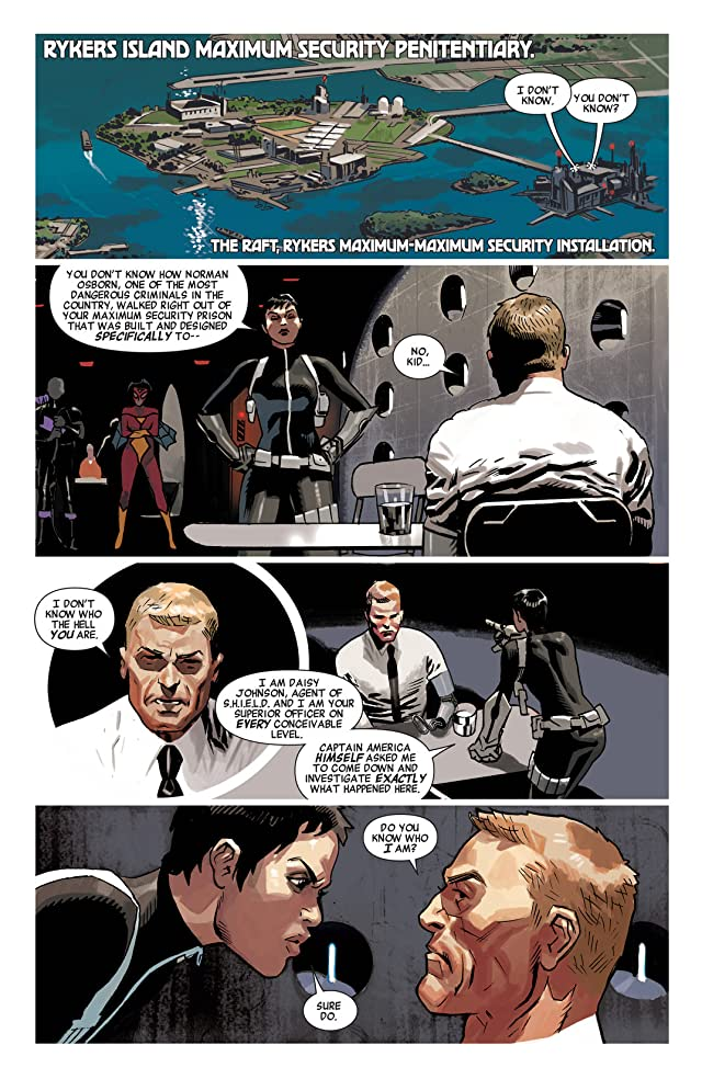 click for super-sized previews of Avengers (2010-2012) #19
