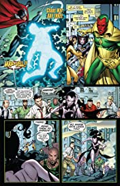 Chaos War: Dead Avengers #3 (of 3)