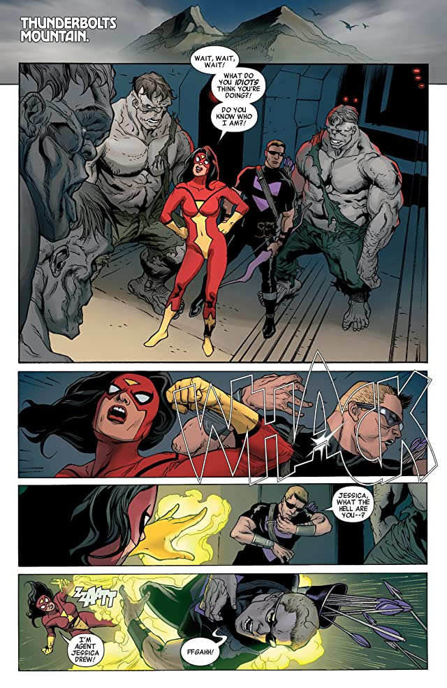 click for super-sized previews of Avengers (2010-2012) #21