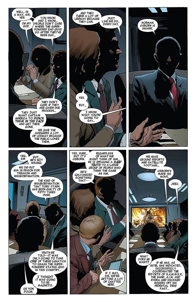 Avengers (2010-2012) #22