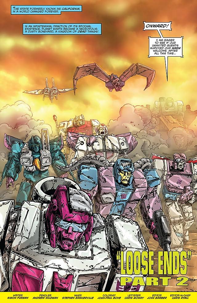 Transformers: Regeneration One #82