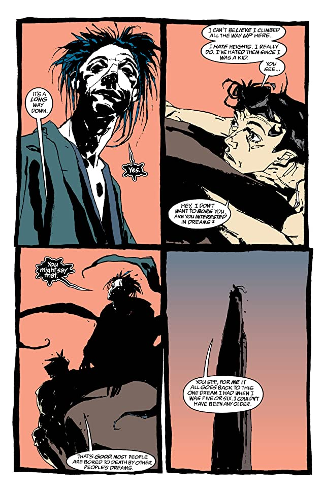 Vertigo Preview: Sandman