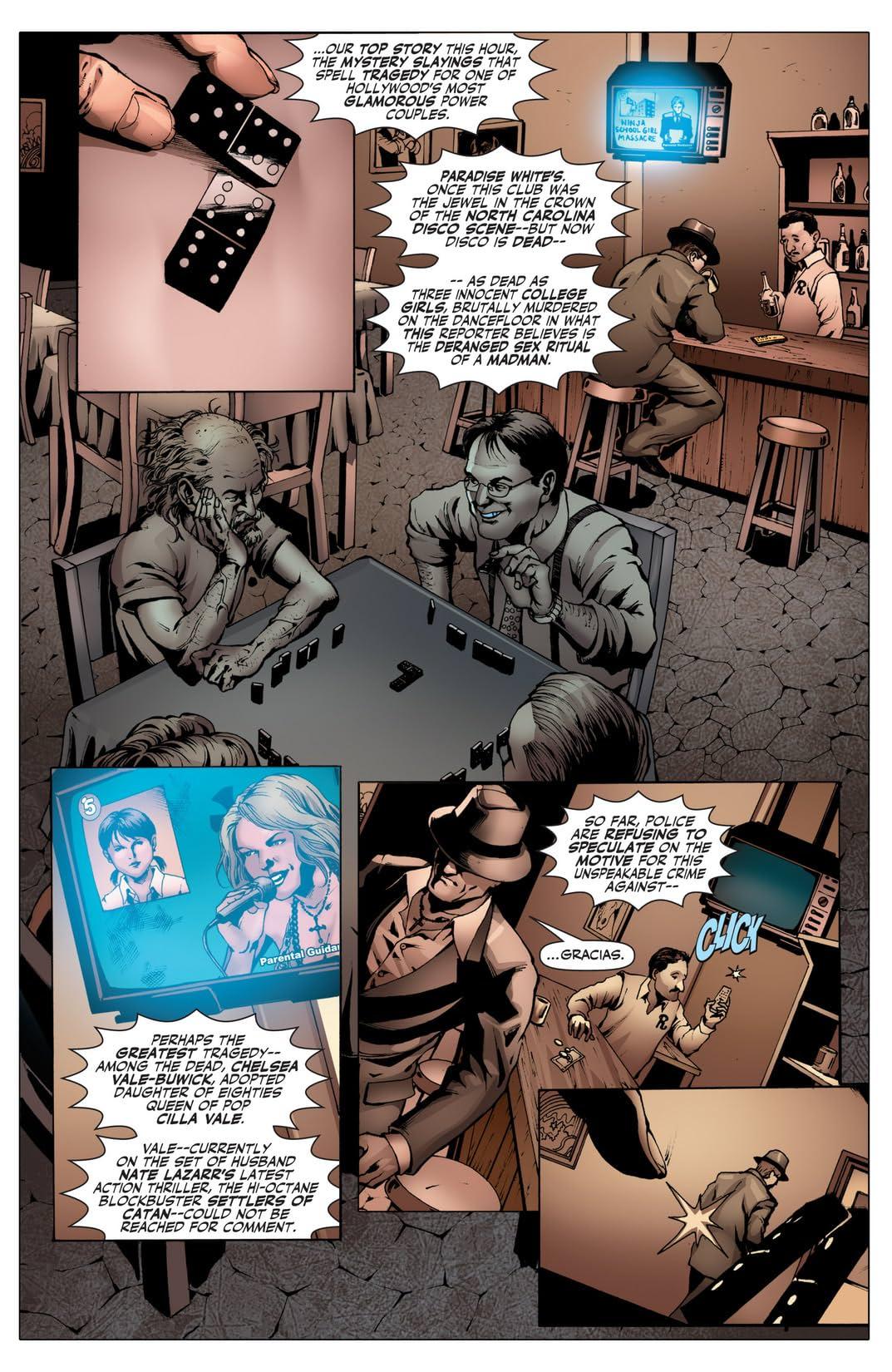 Garth Ennis' Ninjettes #6