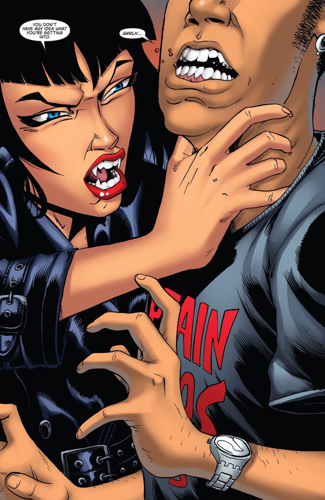 Vampirella Annual #2