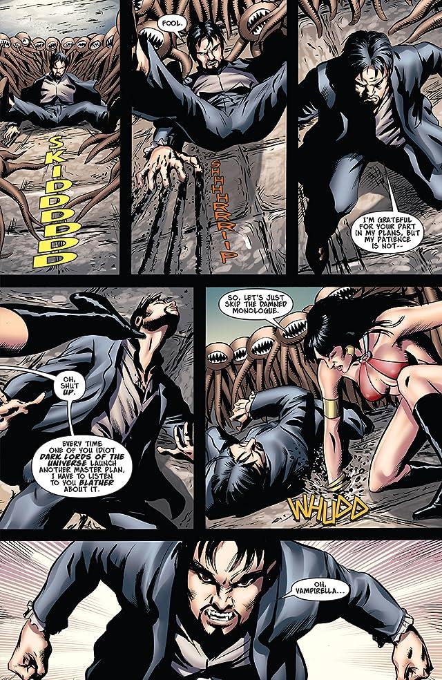 click for super-sized previews of Vampirella #20