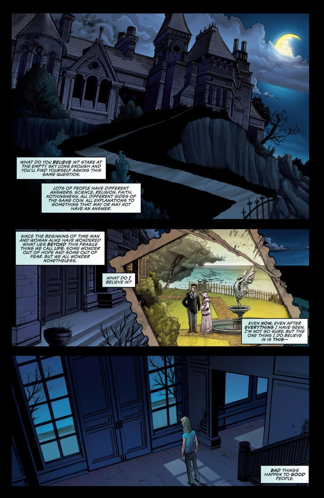 Myths & Legends #18