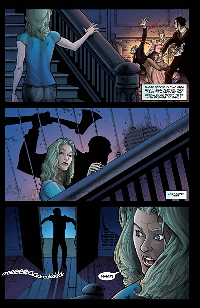 click for super-sized previews of Grimm Fairy Tales: Myths & Legends #18
