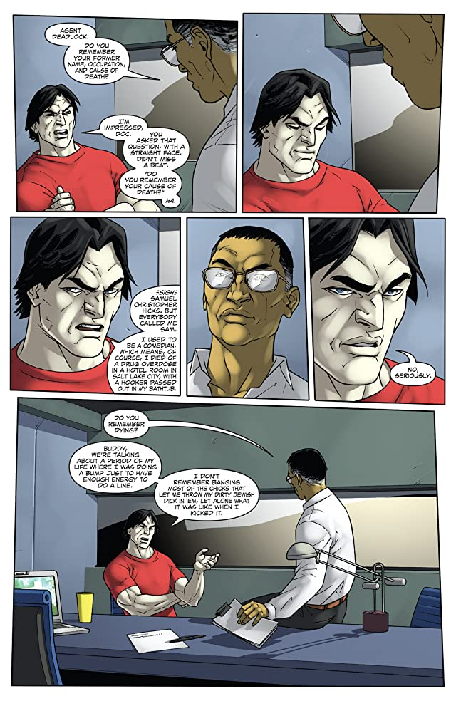 click for super-sized previews of Bloodstrike #29
