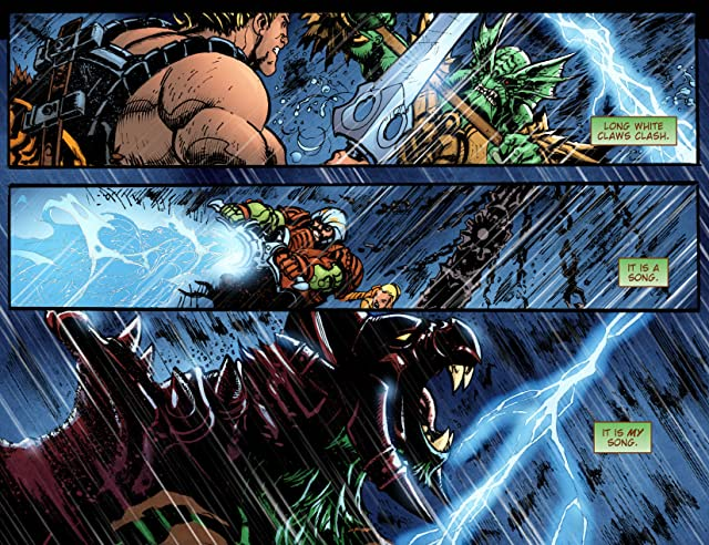 click for super-sized previews of Masters of the Universe #3