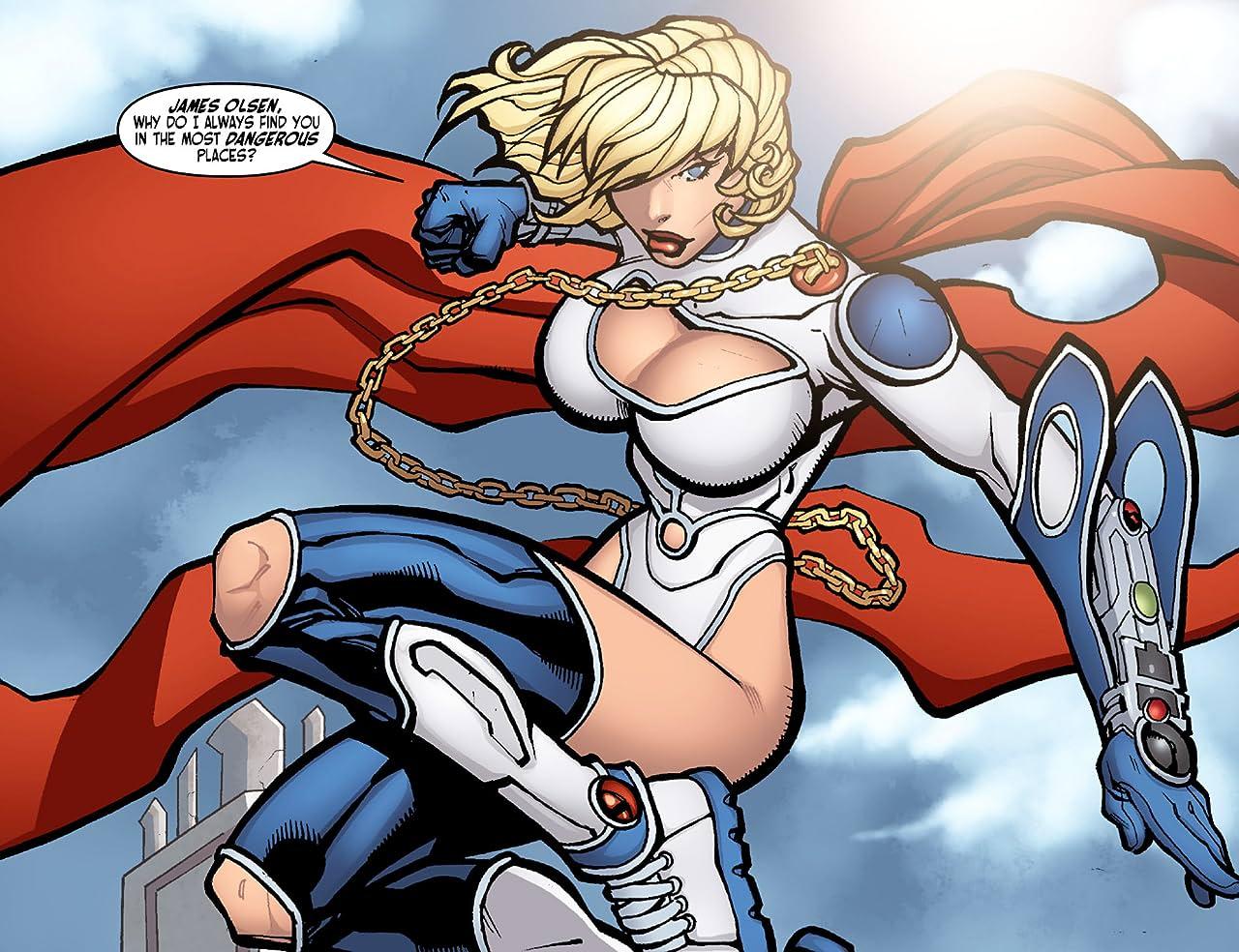 Ame-Comi IV: Power Girl #1