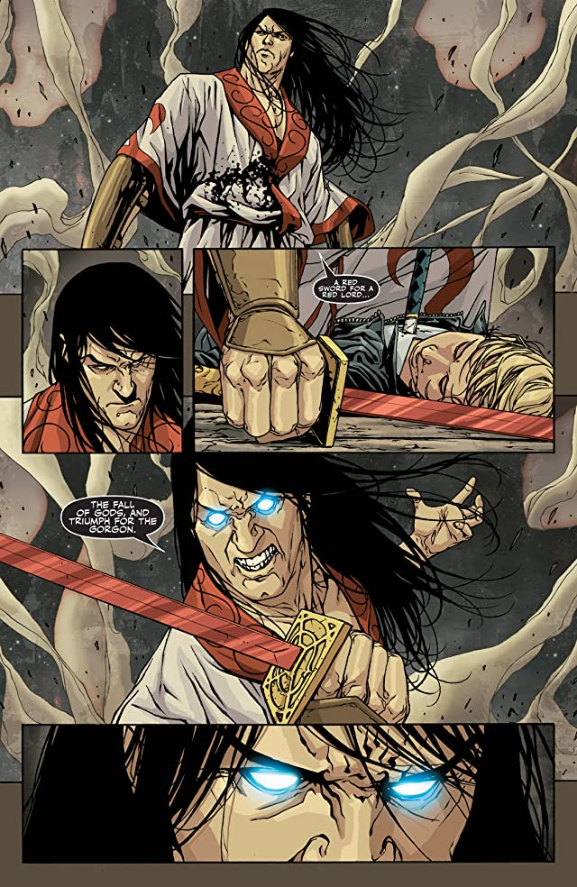 click for super-sized previews of Secret Warriors (2008-2011) #22