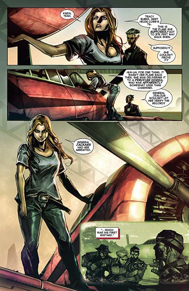 click for super-sized previews of Captain Marvel (2012-2013) #2