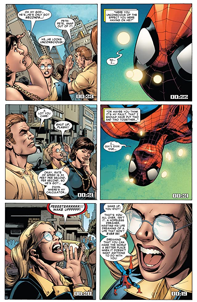 click for super-sized previews of Friendly Neighborhood Spider-Man (2005-2007) #16