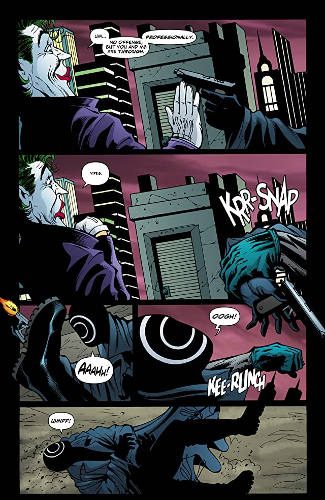Batman: Cacophony #3 (of 3)