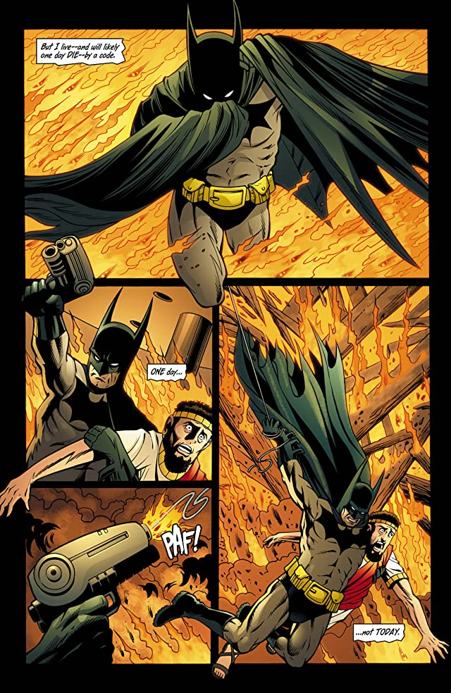 Batman: Cacophony #2 (of 3)
