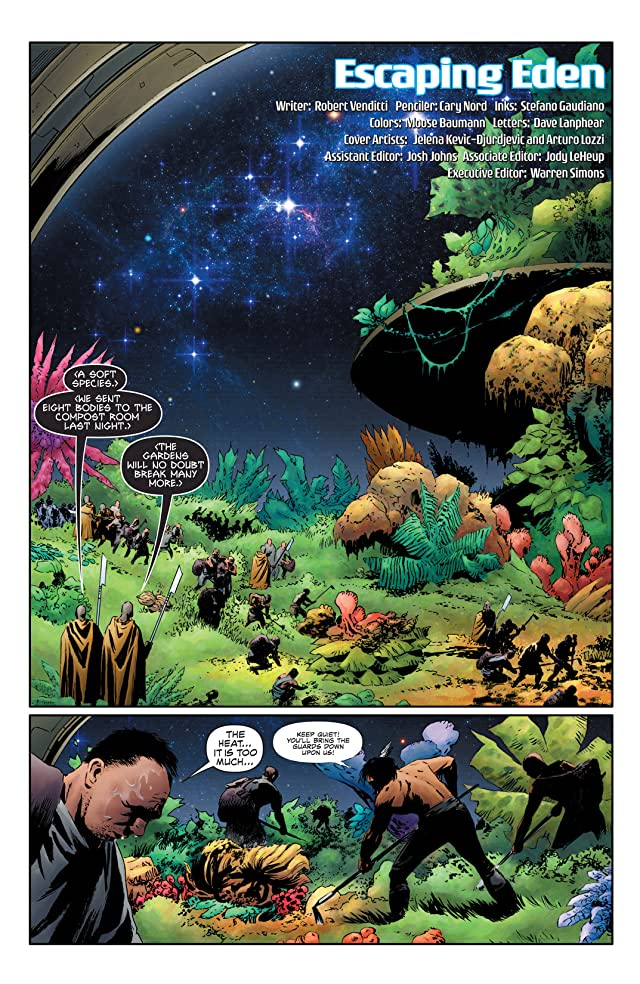 click for super-sized previews of X-O Manowar (2012- ) #2: Digital Exclusives Edition