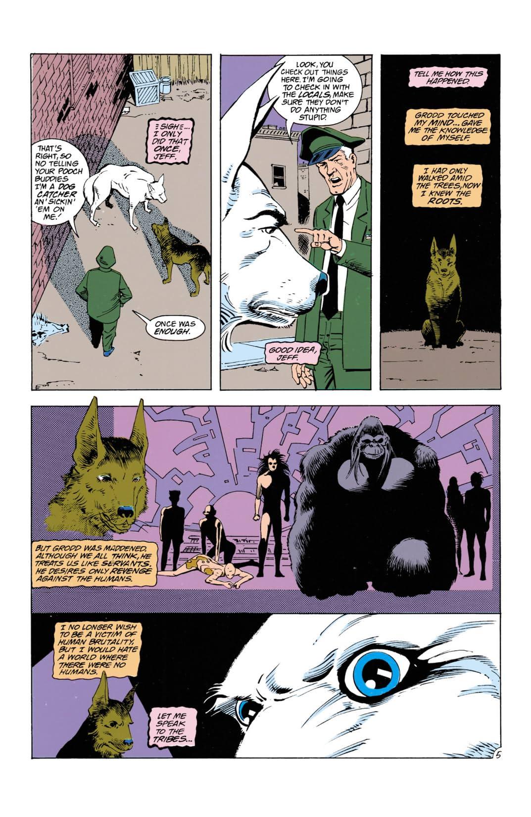 The Flash (1987-2009) #47