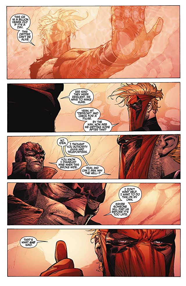 Grifter and Midnighter #6 (of 6)