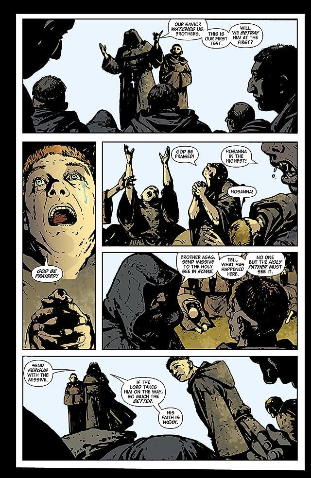 Hellblazer #218