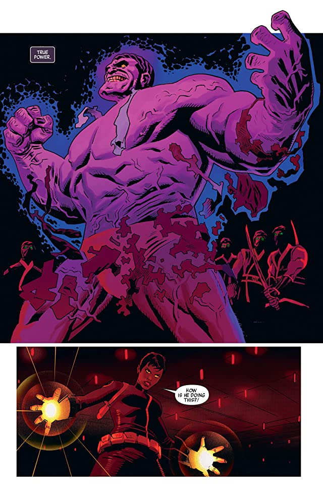 click for super-sized previews of Avengers (2010-2012) #24