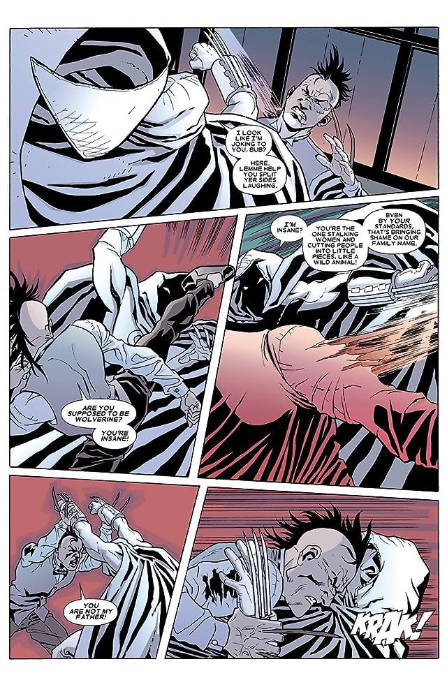 click for super-sized previews of Daken: Dark Wolverine #14