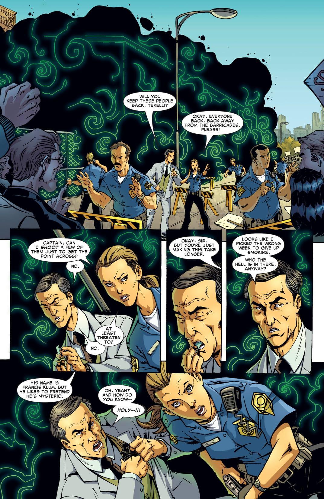 Friendly Neighborhood Spider-Man (2005-2007) #12
