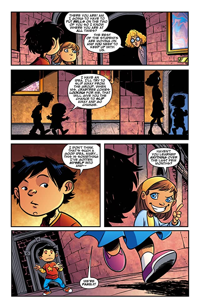 click for super-sized previews of Billy Batson and the Magic of Shazam! #13