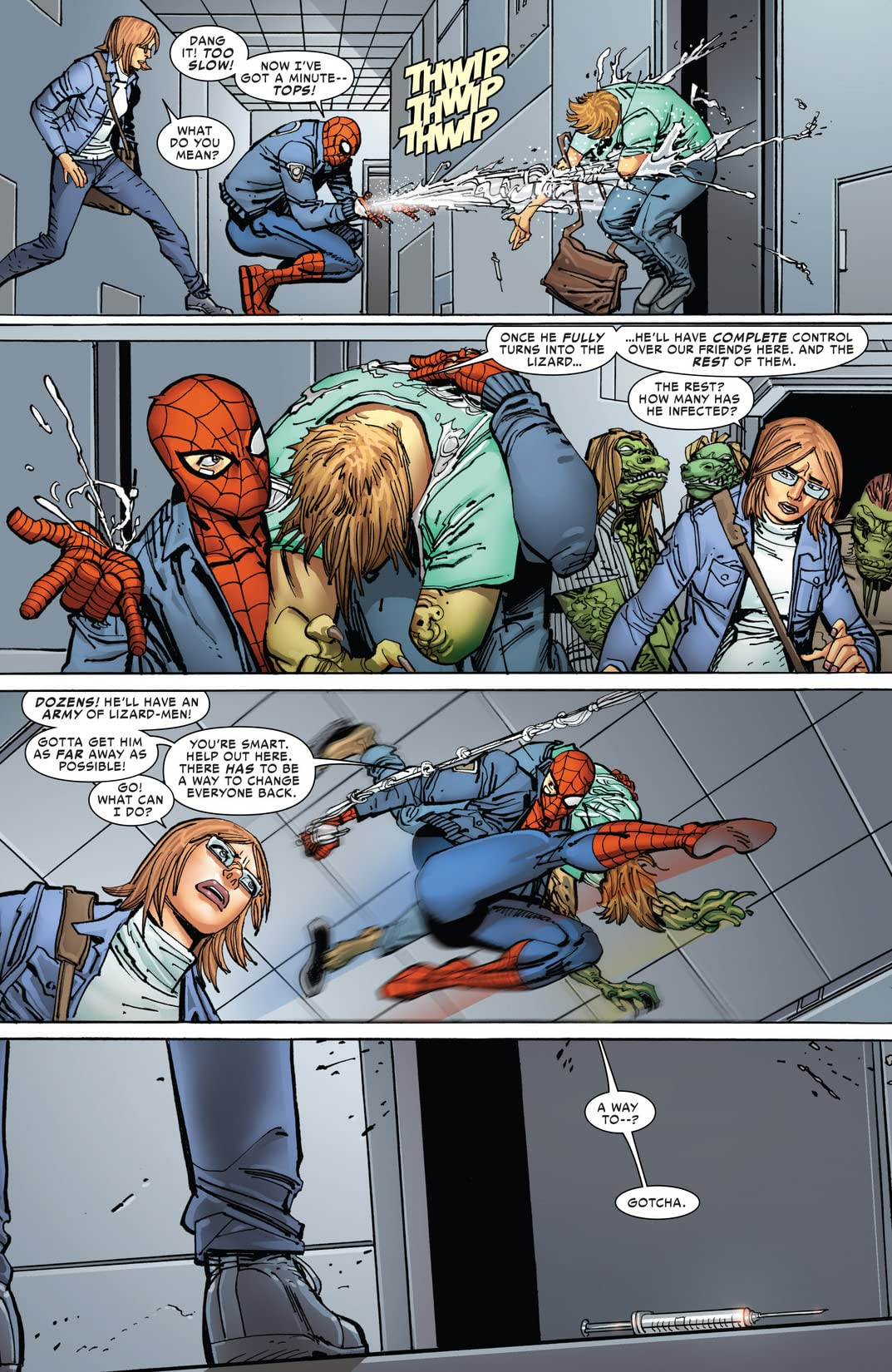Amazing Spider-Man (1999-2013) #691
