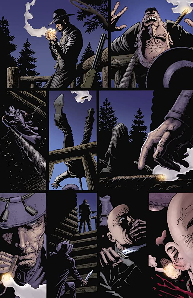 click for super-sized previews of Jonah Hex (2006-2011) #43