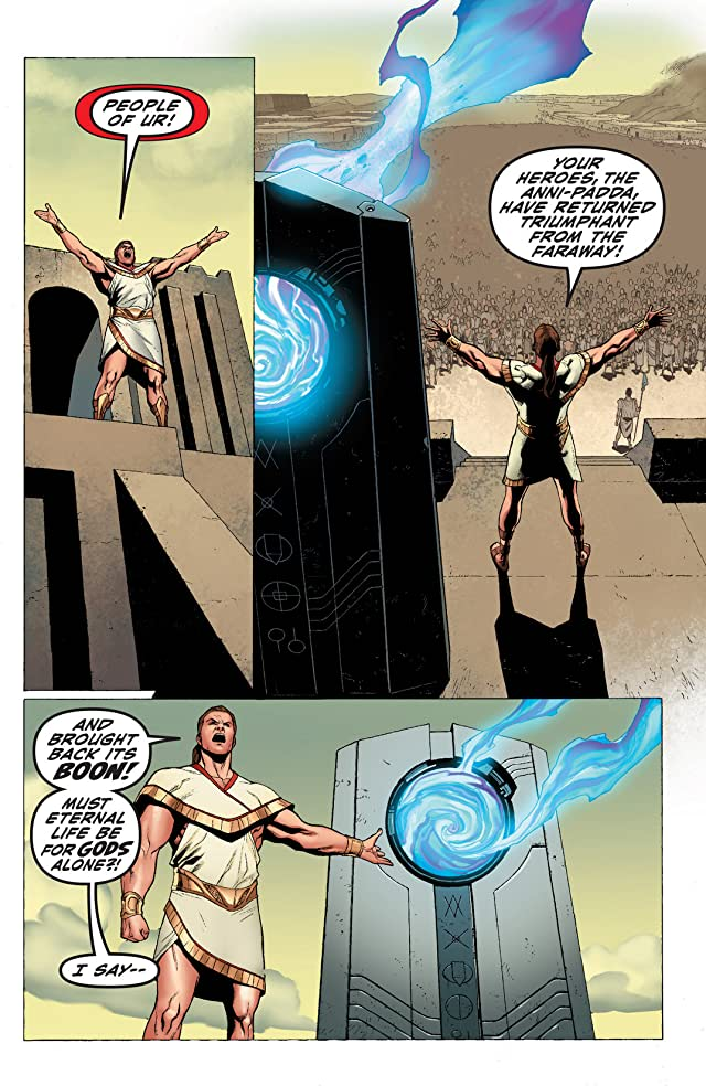 click for super-sized previews of Archer & Armstrong (2012- ) #1: Digital Exclusives Edition