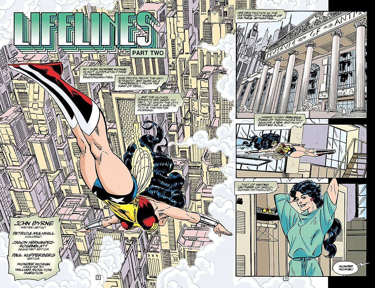 Wonder Woman (1987-2006) #106