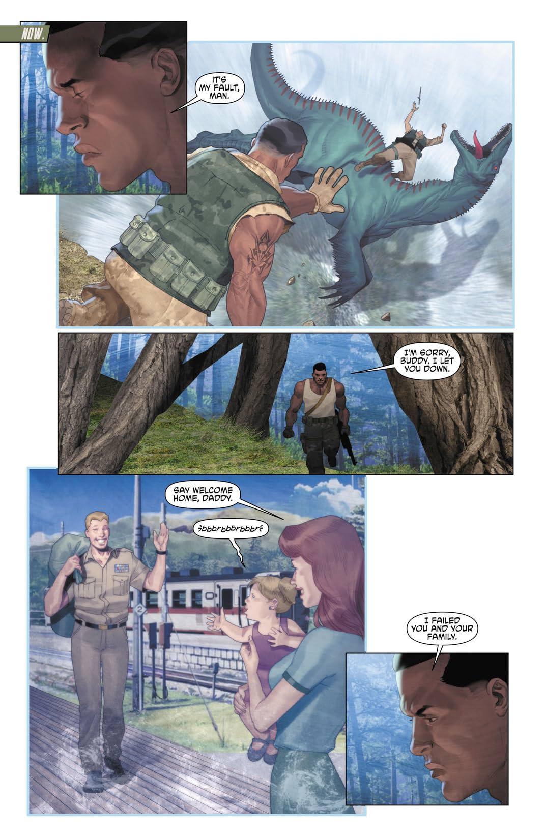 GI Combat (2012) #4