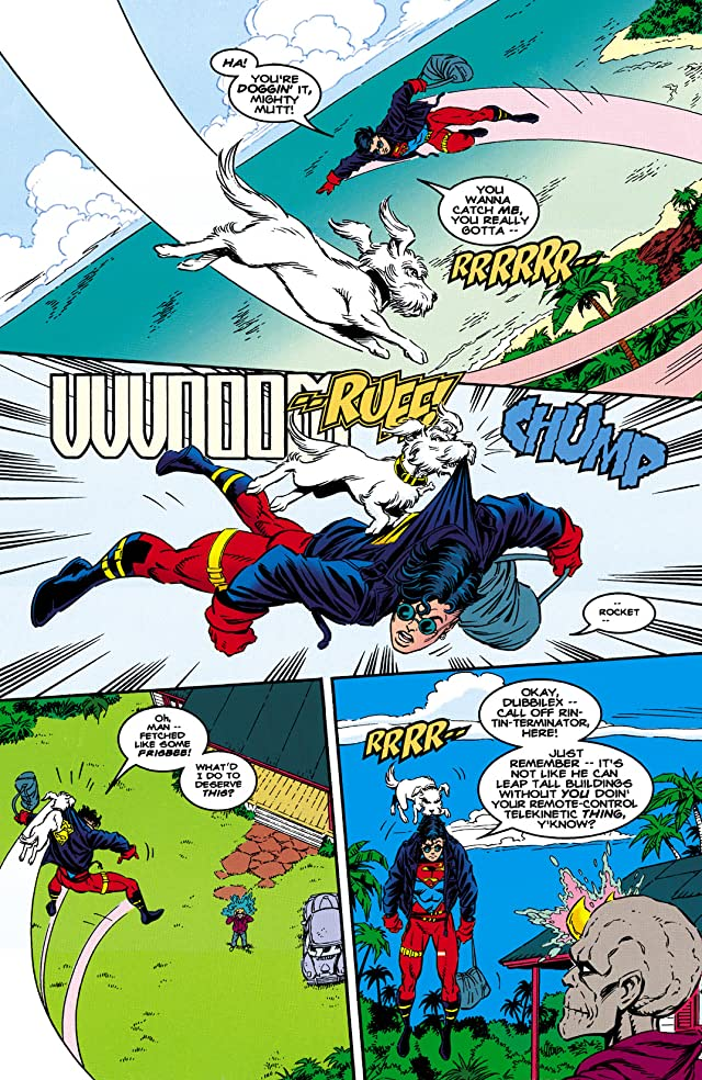 click for super-sized previews of Superboy (1994-2002) #18