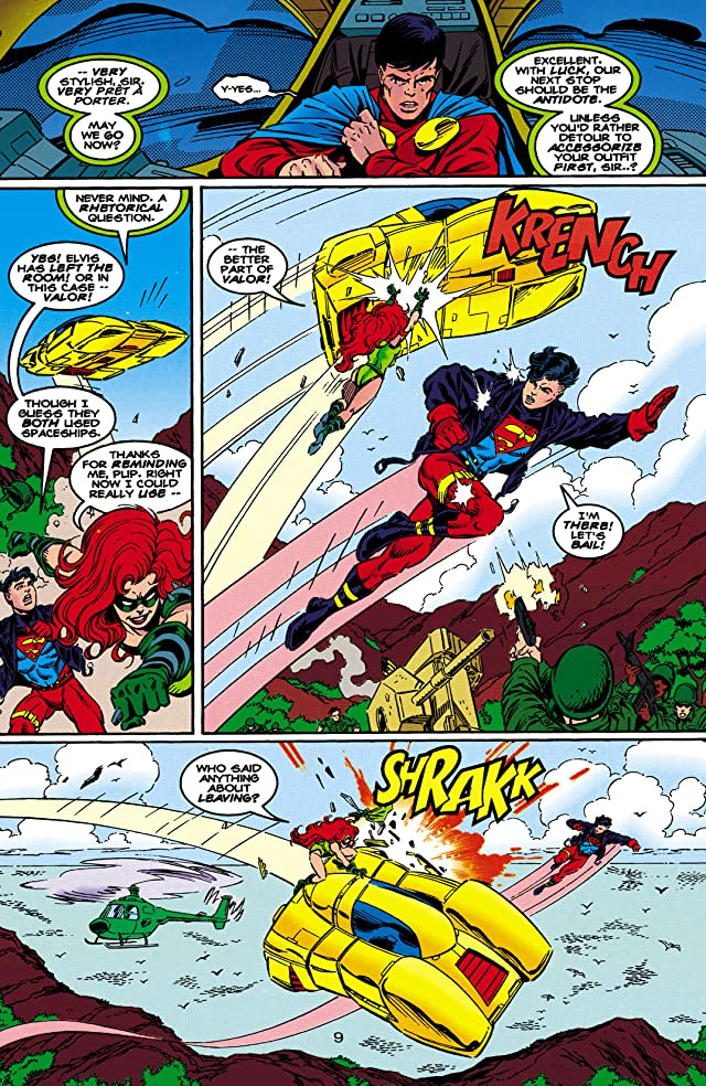 click for super-sized previews of Superboy (1994-2002) #19