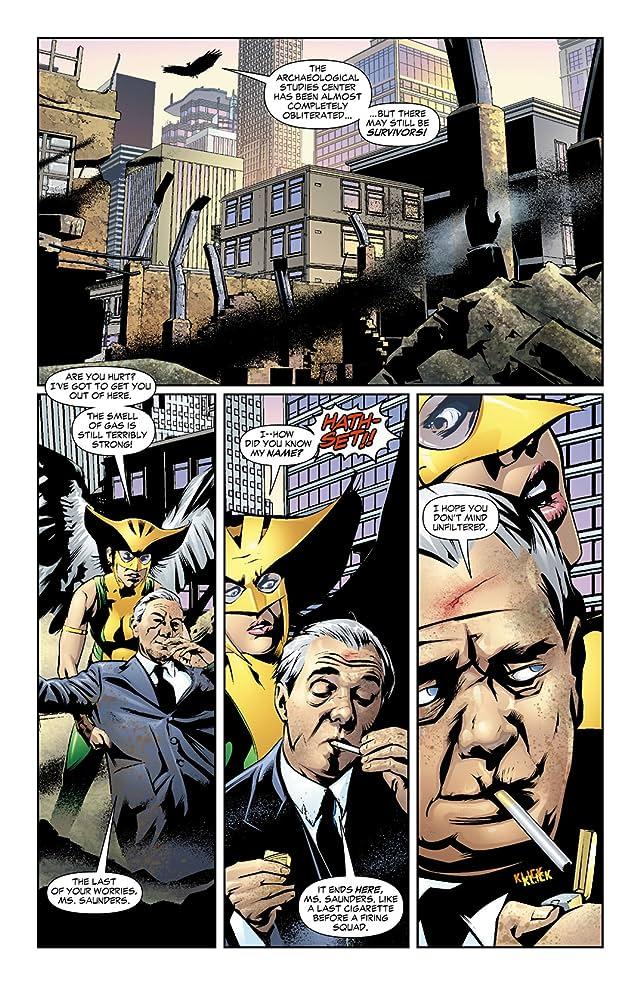 Hawkgirl (2006-2007) #64