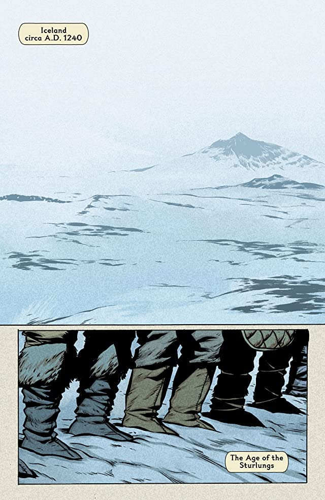 click for super-sized previews of Northlanders #36