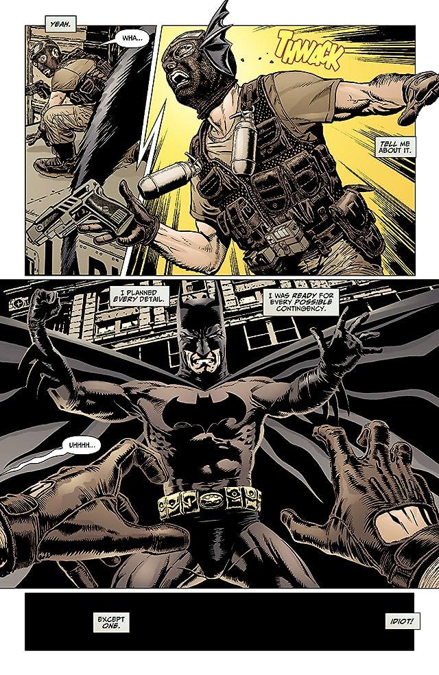 DC Comics Presents: Batman - Blaze of Glory #1