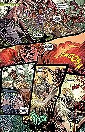 Swamp Thing (2011-2015) #12
