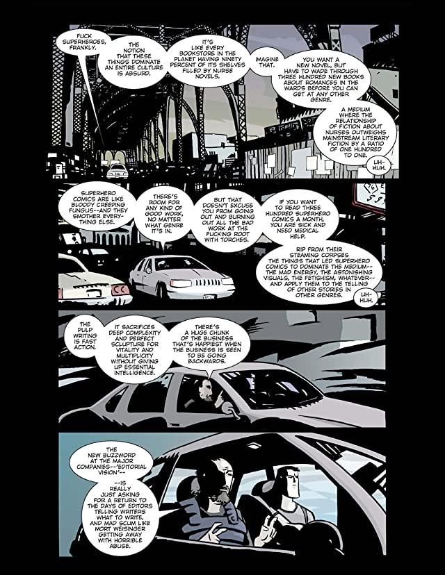 click for super-sized previews of Powers (2000-2004) #7