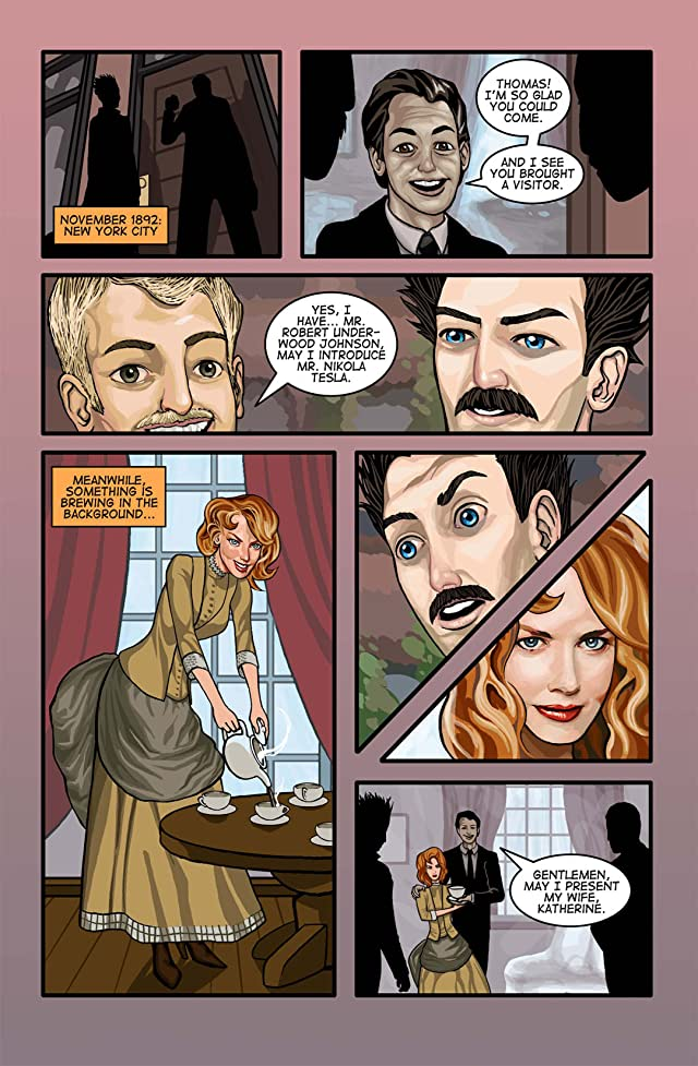 click for super-sized previews of The Inventor #4