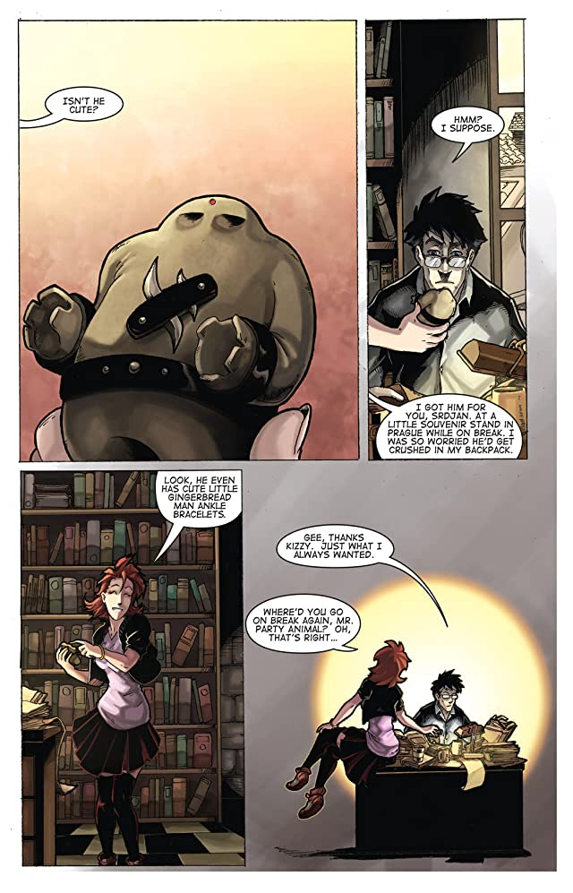 click for super-sized previews of Golem #1