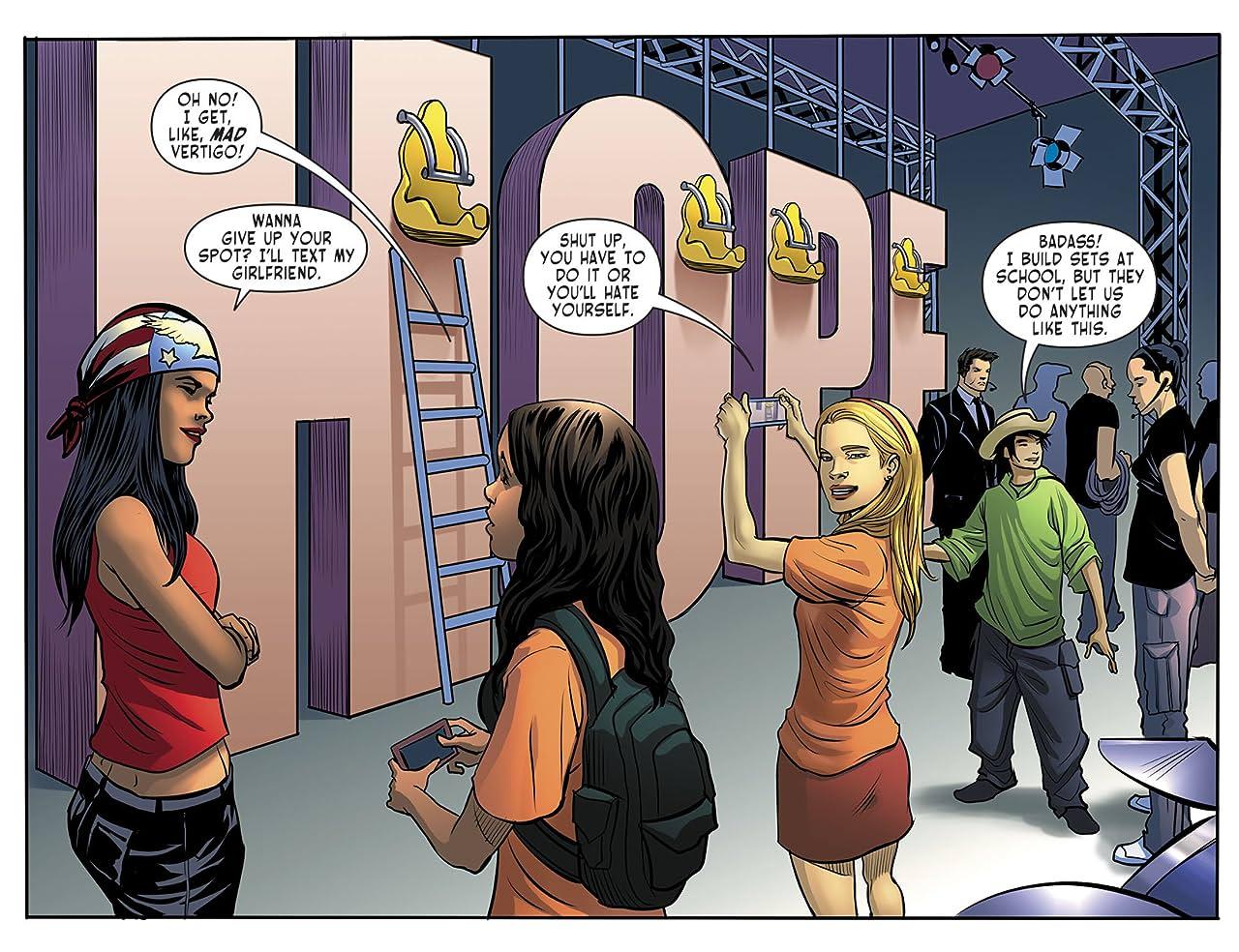 Sensation Comics Featuring Wonder Woman (2014-2015) #30