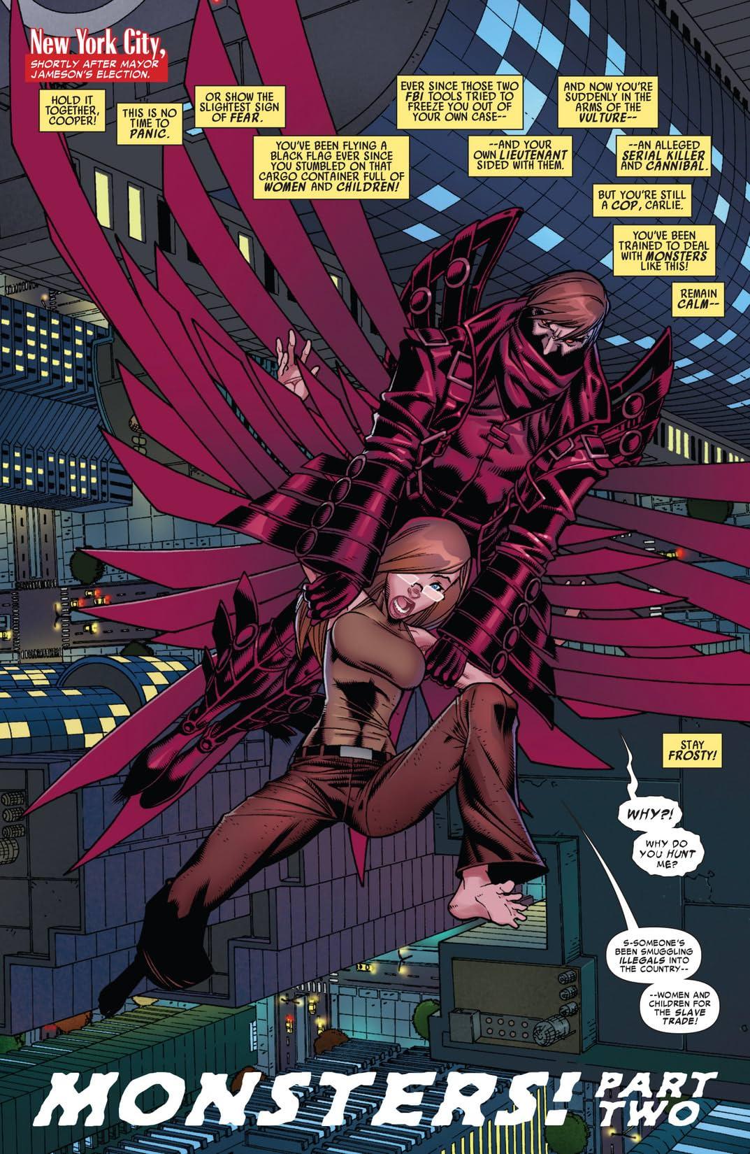 Sensational Spider-Man (2006-2007) #33.2