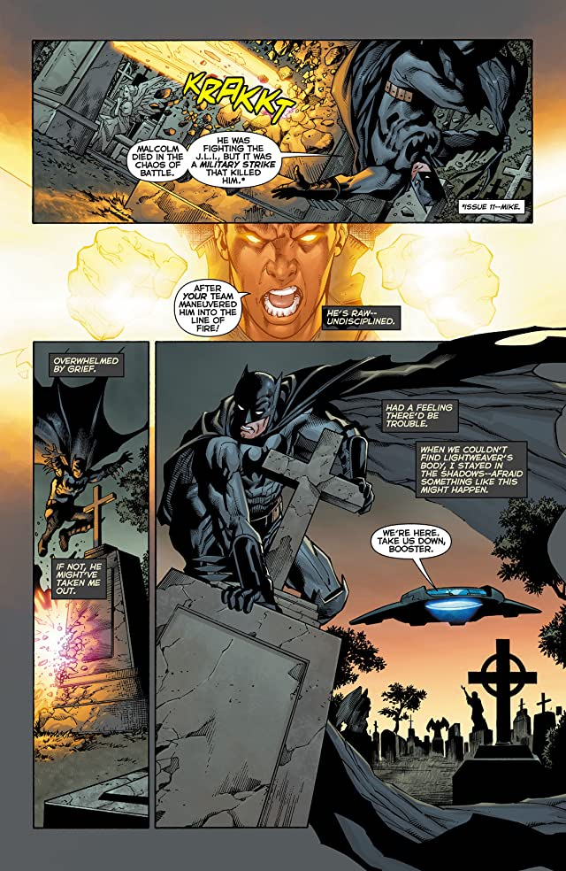click for super-sized previews of Justice League International (2011-2012) #12