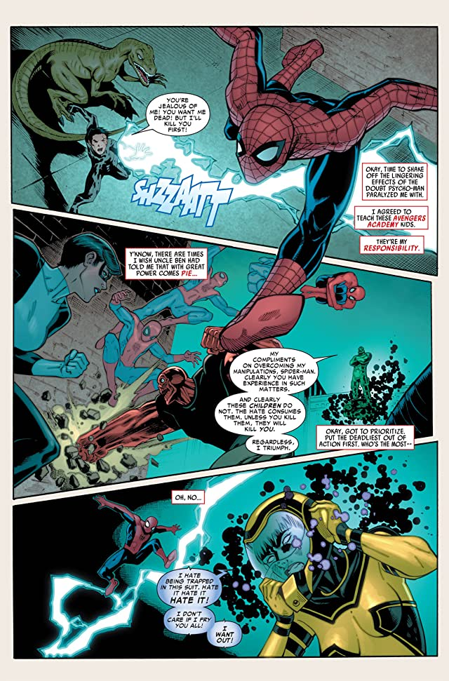 click for super-sized previews of Amazing Spider-Man (1999-2013) #662