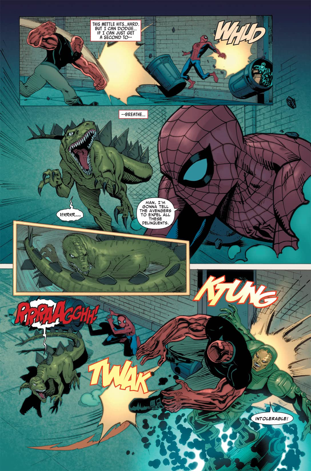 Amazing Spider-Man (1999-2013) #662