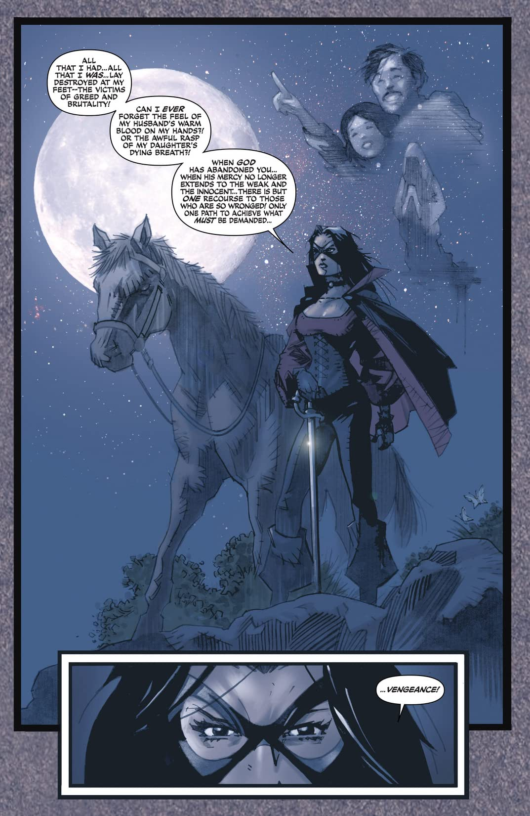 Zorro Rides Again #11 (of 12)