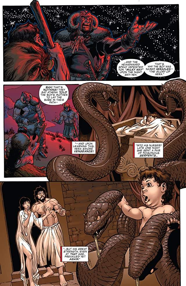 click for super-sized previews of Incredible Hercules #126