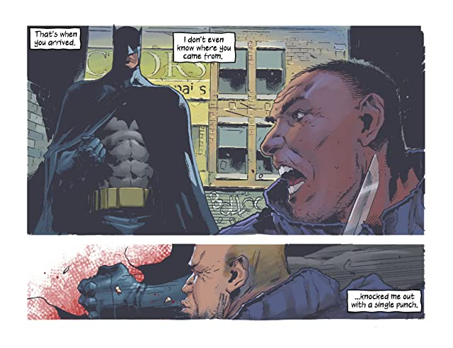 click for super-sized previews of Legends of the Dark Knight (2012-) #9